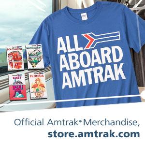 Amtrak Store Ad - Generic
