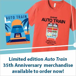 Auto Train Anniversary Ad