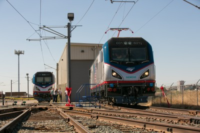 ACS-64 locomotive_Siemens Plant_May 2013