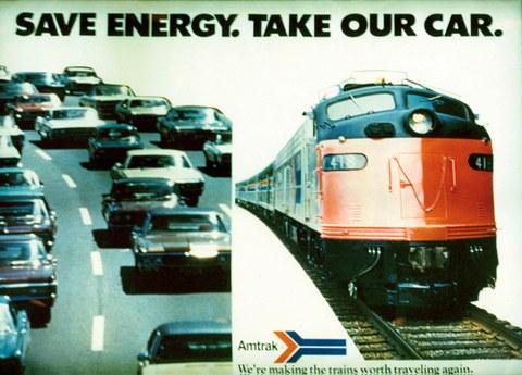 1970s The Journey Forward Amtrak History Of America S