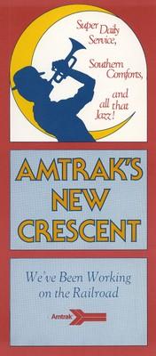 Amtrak's New Crescent for blog