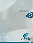 Acela brochure, 2000.