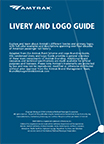 <i>Amtrak Livery and Logo Guide</i>, 2018.