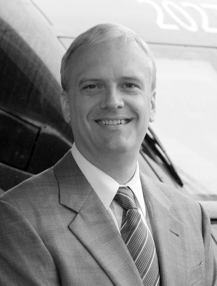 Amtrak President Alexander Kummant, 2000s.
