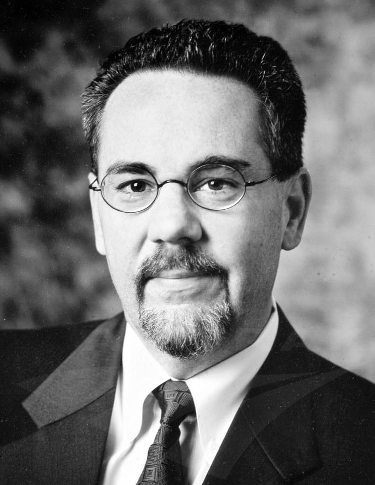 Amtrak President George Warrington, 1990s.
