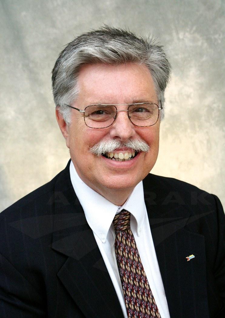 Amtrak President Joseph Boardman, 2000s.