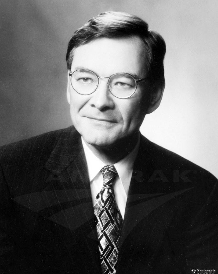 Amtrak President Thomas Downs, 1990s.