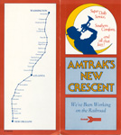 Amtrak's New <i>Crescent</i>.