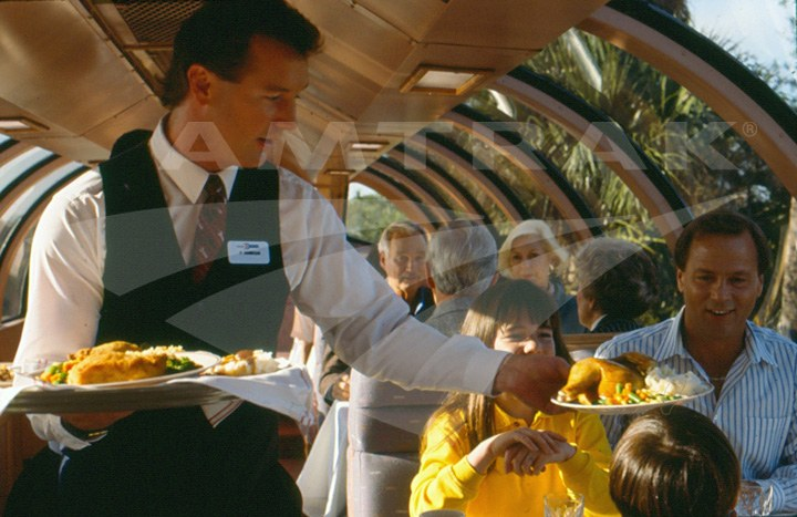 <i>Auto Train</i> Dome Diner.