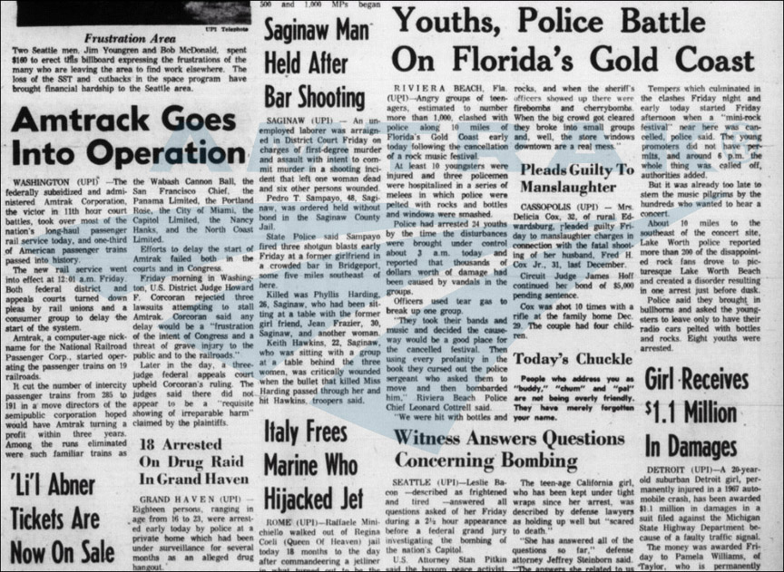 newspaper articles on how determination kept him alive Native american self-determination refers to the social movements, legislation, and beliefs by which the native american tribes in the united states exercise self-governance and decision making on issues that affect their own people.