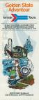 Golden State Aventour brochure, 1973.