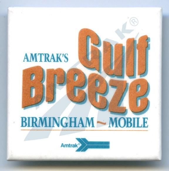 <i>Gulf Breeze</i> button.