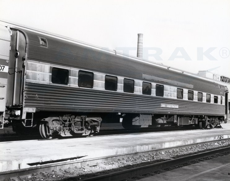 Heritage Sleeping car <i>Joseph V. MacDonald</i>, 1984.