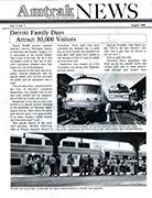 <i>Amtrak NEWS</i>, August 1980.