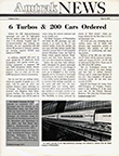 <i>Amtrak NEWS</i>, June 15, 1974.