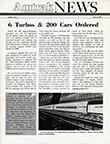 <i>Amtrak News</i>, June 15, 1974.