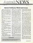 <i>Amtrak News</i>, May 1, 1974.
