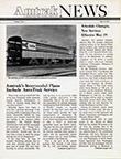 <i>Amtrak NEWS</i>, May 15, 1974.