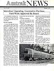 <i>Amtrak NEWS</i>, October 1, 1977.