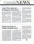 <i>Amtrak NEWS</i>, October 15, 1974.