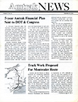 <i>Amtrak NEWS</i>, September 15, 1974.