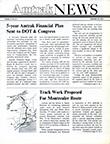 <i>Amtrak NEWS</i>, September 15, 1974.