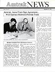 <i>Amtrak NEWS</i>, September 15, 1976.