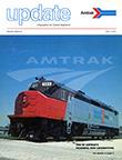 <i>Amtrak Update</i>, July 1, 1973.