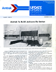 <i>Amtrak Update</i>, November 27, 1972.