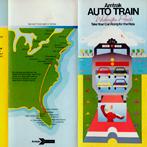 <i>Auto Train</i> Brochure, 1983.
