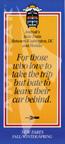 <i>Auto Train</i> brochure, 1992.