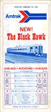 <i>Black Hawk</i> brochure, 1974.