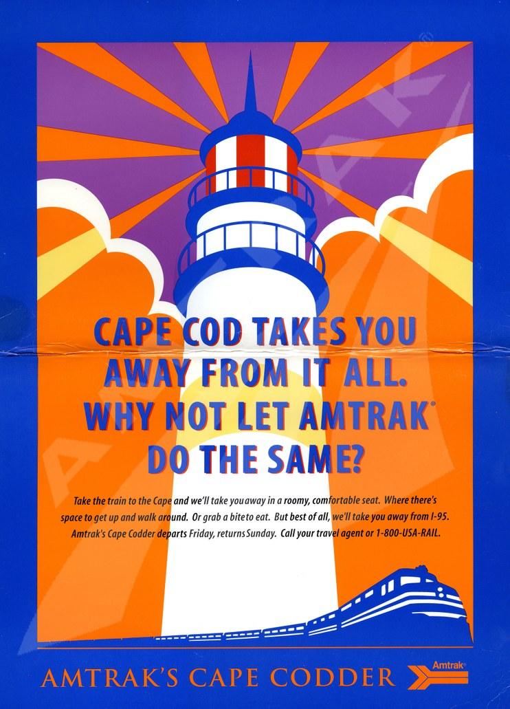 <i>Cape Codder</i> poster.