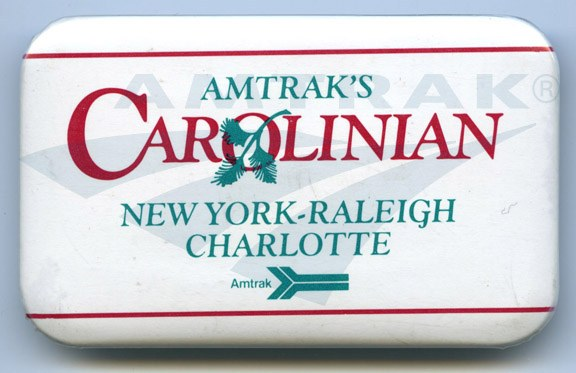 <i>Carolinian</i> button.