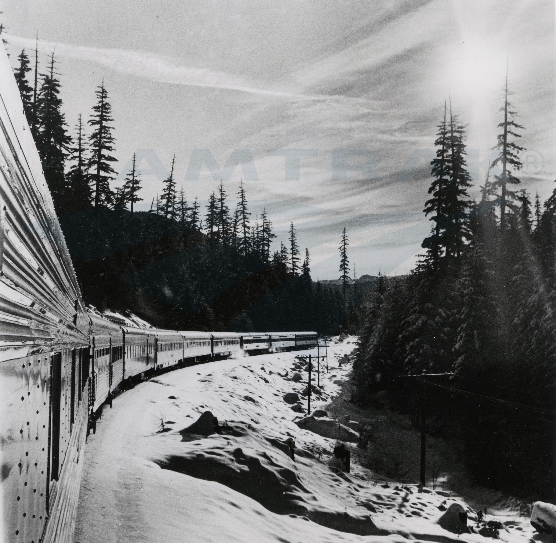 Coast Starlight/Daylight In The Cascades Mountains, 1970s
