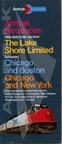<i>Lake Shore Limited</i> route guide.