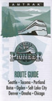 <i>Pioneer</i> route guide.