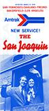 <i>San Joaquin</i> brochure, 1974.