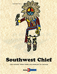 <i>Southwest Chief</i> menu, 1998.