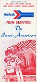 <i>Inter-American</i> brochure, 1974.