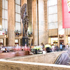 Philadelphia 30th Street Station, 2013.