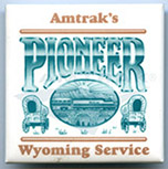 <i>Pioneer</i>-Wyoming Service button.