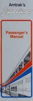 Cover of the Superliner Passenger's Manual.