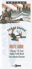 <i>Texas Eagle</i> route guide.