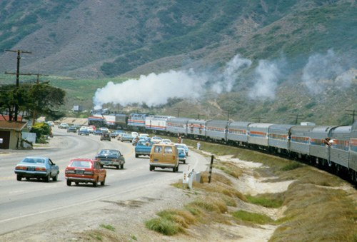 Transcontinental Steam Excursion