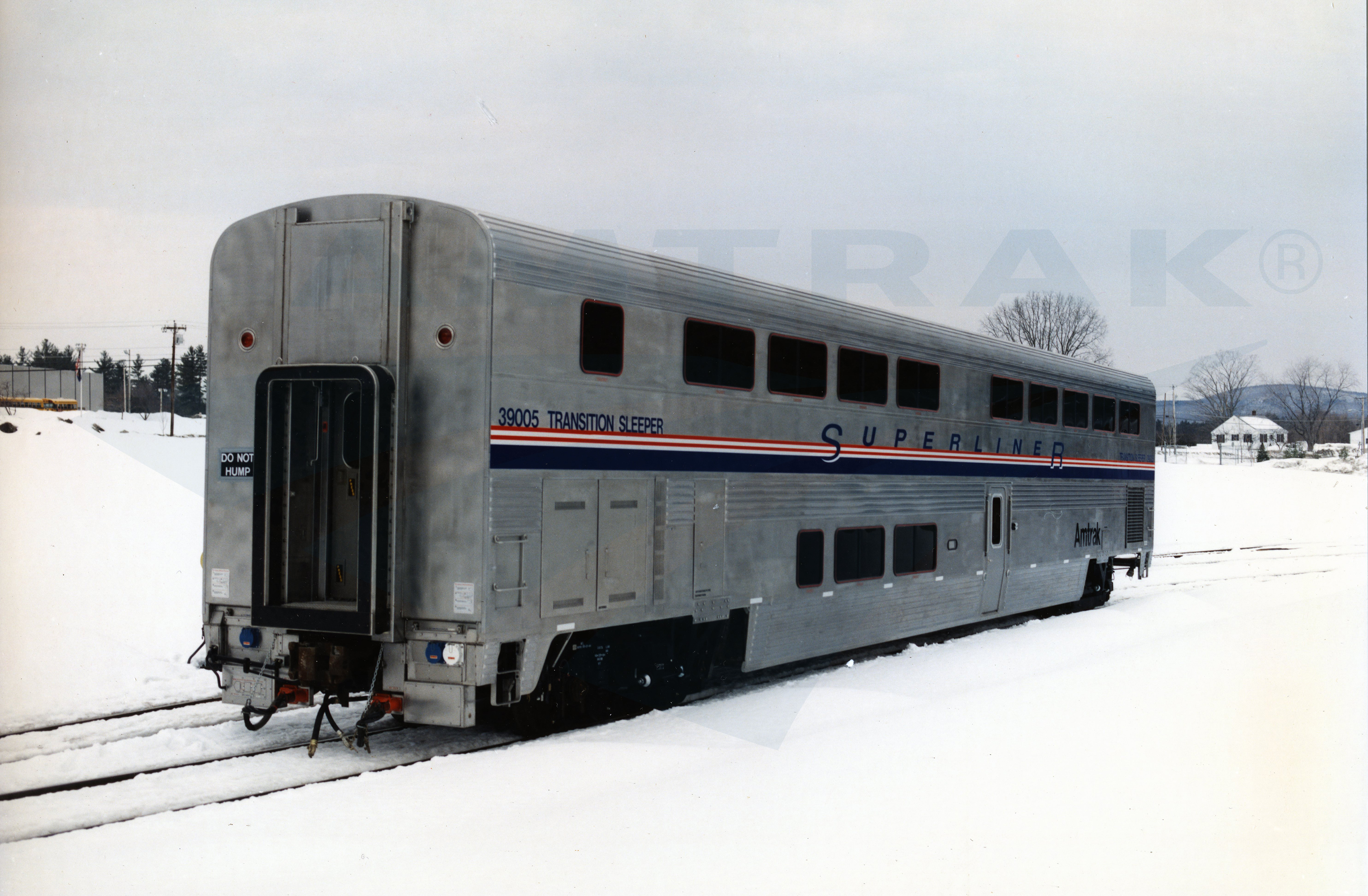 Somethin Special A Superliner History Amtrak History of