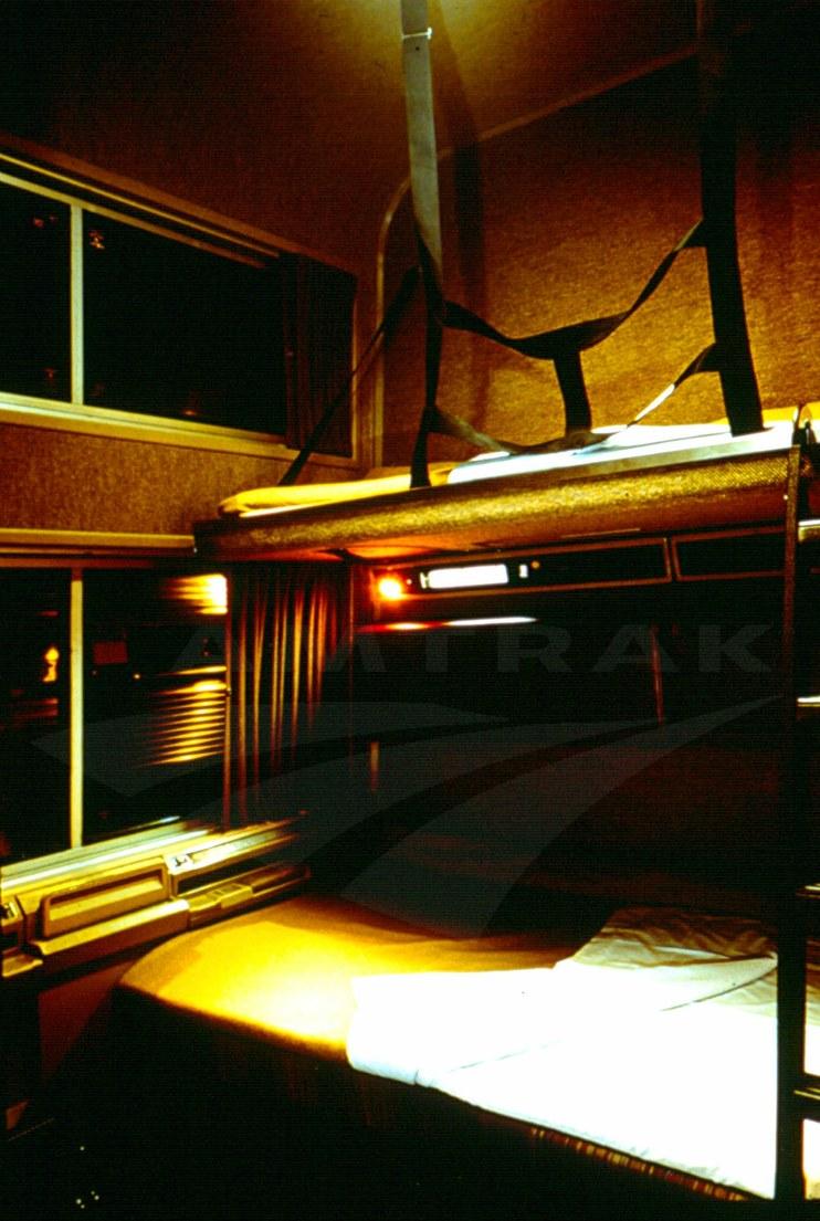 prototype viewliner bedroom 1980s amtrak history of