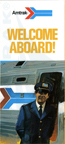 """Welcome Aboard!"" brochure, 1976."