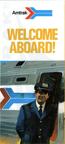 """Welcome Aboard!"" brochure, 1976."