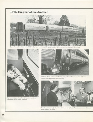 1975: The Year of Amfleet
